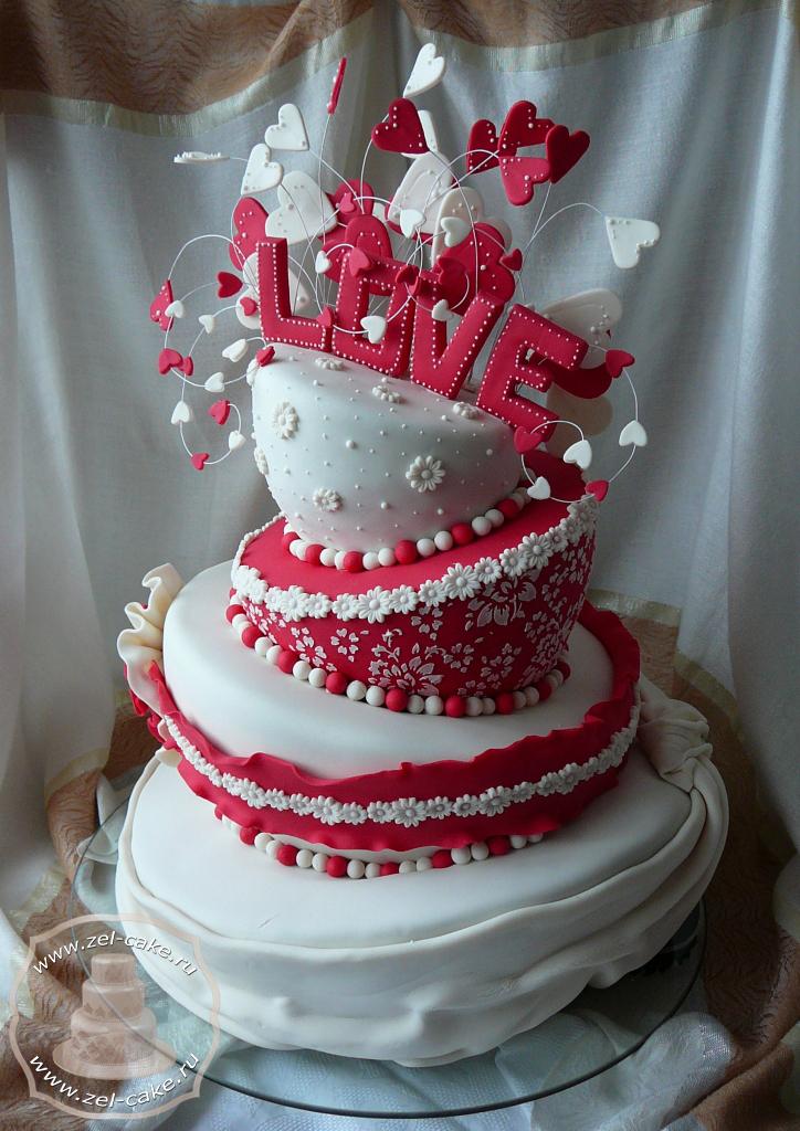 свадебные торты фото эксклюзив