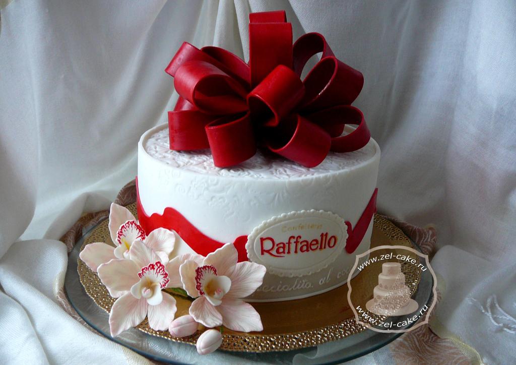 Торт рафаэлло и фото