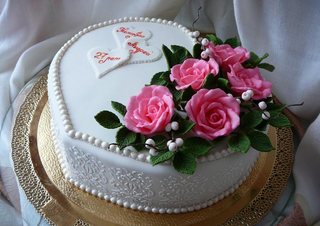 Наши тортики торты на заказ